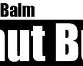Lip Balm Peanut Butter VEGAN
