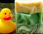Handmade Soap Trio