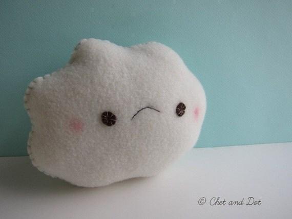Happy Sad Cloudlette