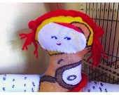 Redhed Doll