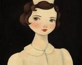 Nurse Effie Print / Oddfellow's 2012 Portraits - 8x10