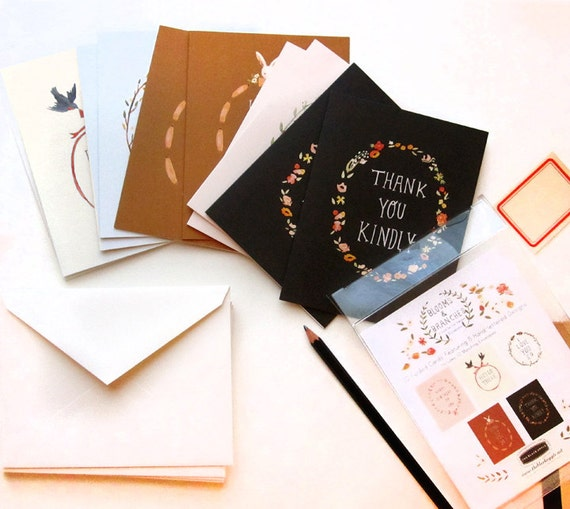 Blooms & Branches Greeting Card Collection