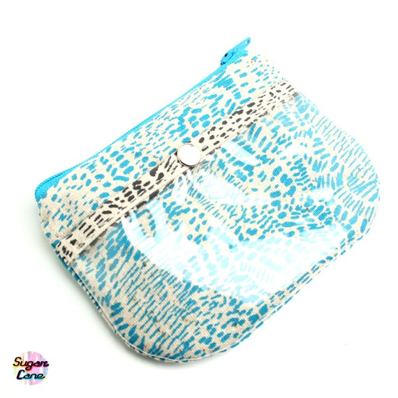 CLEARANCE SALE - ID Zipper Pouch - From Scratch