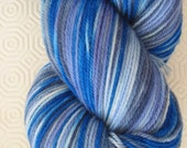 Supersock Merino in Mare Blu