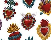 Sacred Heart  Alexander Henry Fabric