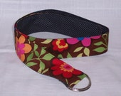 Flower and Dots Belt