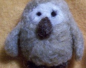 Tan One inch Owl
