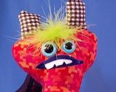 Quinton - A Polydimensional Inspirational Inchworm Entity