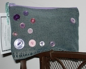 Put a Button on It coin purse