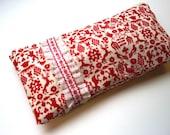 Scandinavian Ruffle Cosmetic Bag