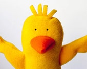 charlie the chick puppet