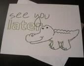 later gator card