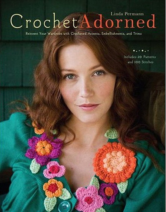 Crochet Adorned- Signed Copy
