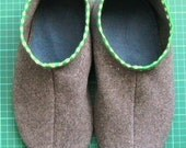 Toasty recycled slippers