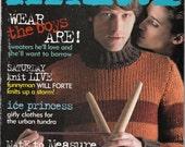 Knit.1 Magazine Fall/Winter 2005 Men's Issue