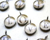 initial jewelry - personalized charms