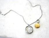 sterling silver sunshine vintage locket necklace