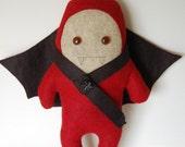 byron the red bat