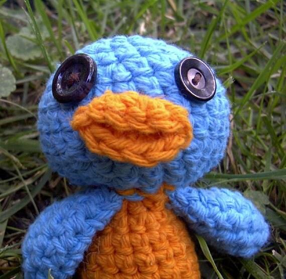 Clearance--funny ducky