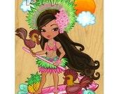 Lanikai Kauai Print