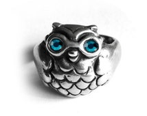 Nerdy Birdy Ring