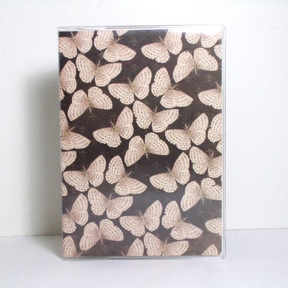 Passport Cover - Mysterious Butterflies - fits US passports