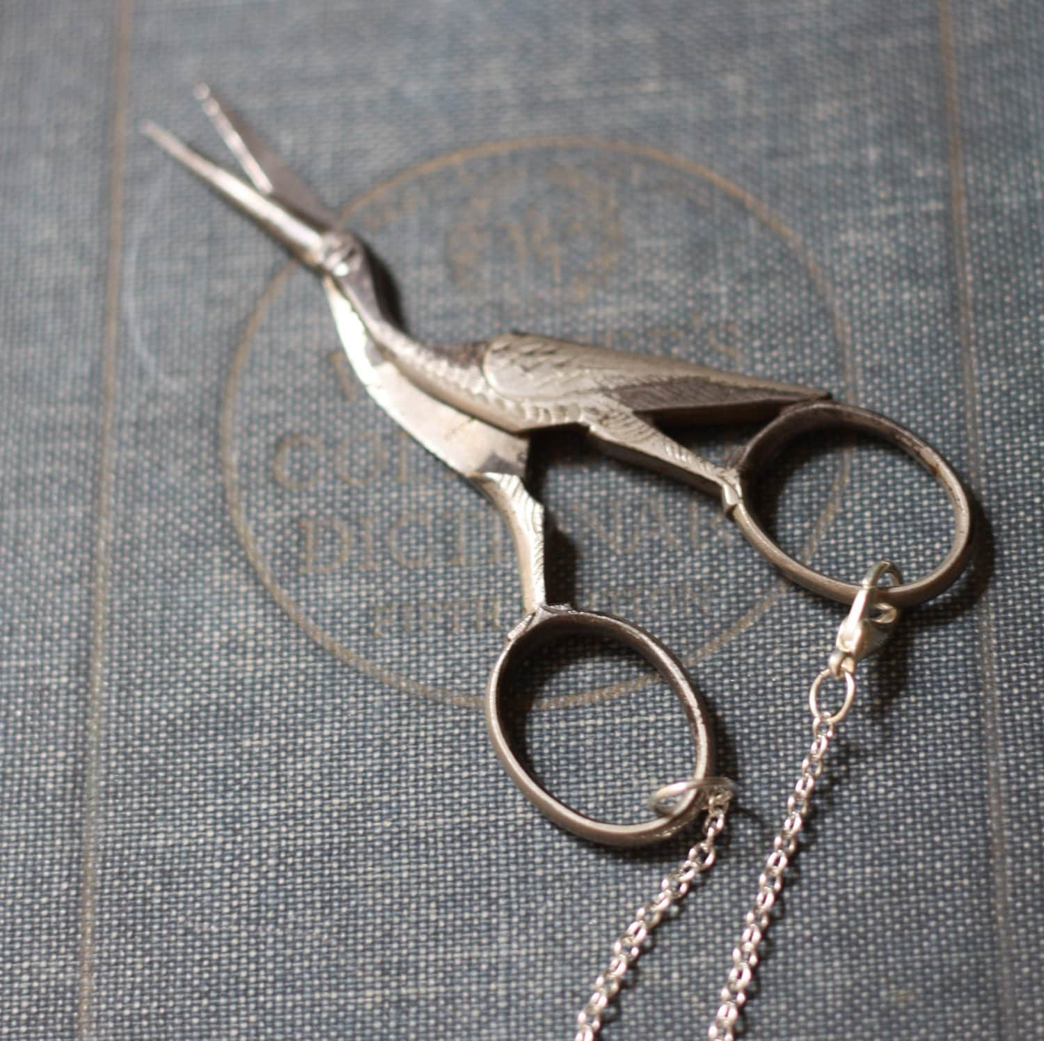 Scissors Necklace Antique Pictures To Pin On Pinterest
