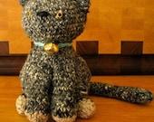 Crochet Pattern - Ilion the Cat