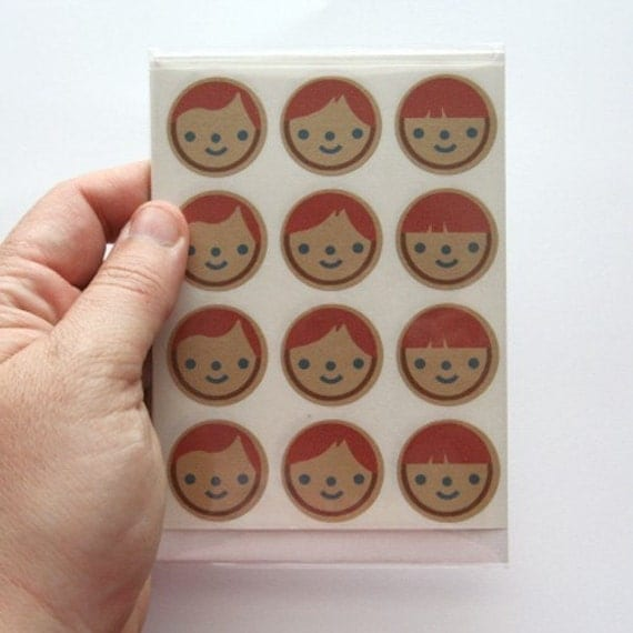 The Good Wood Sticker Sheets