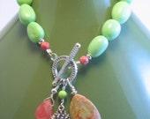 Garden Hedgehog Bracelet