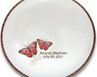 Butterfly Dreams Wedding Signature Platter