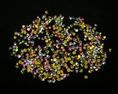 Miyuki fringe beads, Kitschy Lawn Mix, 3.4mm size