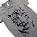 Tiger T Shirt - Big Cat Ladies SOFT American Apparel Shirt - Available in sizes S, M, L, XL