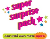 Super Surprise Pack with 5 Items - FREE US SHIPPING