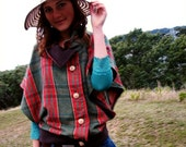 Woodsman cape jacket