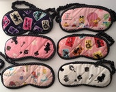 "Alice in Wonderland ""Mad Tea Party"" Sleep Mask Party Pack"