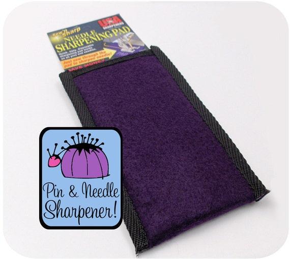 Sew 'n Sharp Needle Sharpening Pad