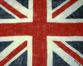 SALE - Union Jack Handkerchief