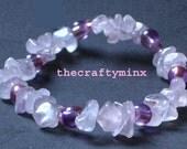 real gemstone bracelet