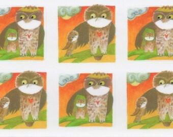Animal Sticker Set