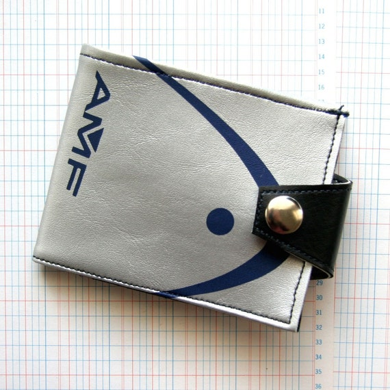 Tennis Snap Wallet