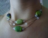 Broadway Necklace and Bracelet