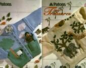 Tiny Treasures Pocket Doll Sweaters Knitting Pattern