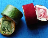 Presidential Postage Stamp Pill Boxes