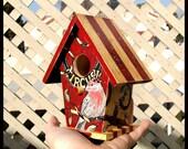 The Victorian Circus Bird House