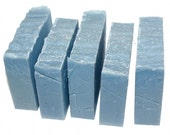 Handmade Men's Soap - Handmade Shea Butter Soap for Men - Mountain Lake Scented Soap with Baking Soda