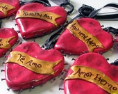 Say It Like You Mean It - Corazon Ornaments
