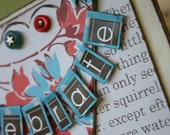 celebration mini book scrapbooking kit