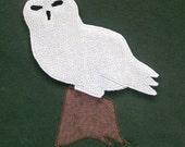 Snowy Owl Tee XS 2T to 4T