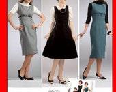 Simplicity 3673 - 1950's Retro Dress, Size R5 (14, 16, 18, 20, 22)